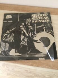 SHAKIN STEVENS FIRST LP