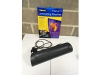 GBC Inspire A4 Laminator - with Lamination pouches