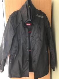 Amazing superdry coat large