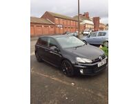 VW golf 2 L diesel MOT next year automatic mark 6GTTDI Automatic engine gearbox excellent