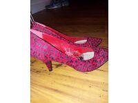 Womans heel