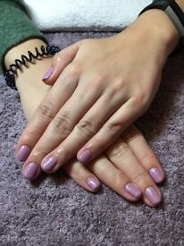 Gel nail special offer