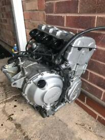 Yamaha R6 5EB 2001 engine