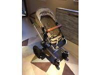 Joolz Day Earth Edition push chair for sale in Camel Beige.