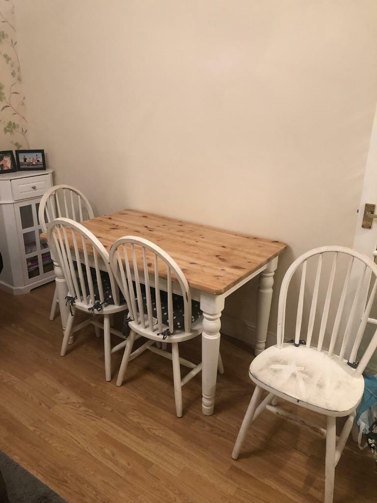 Dining table and chairs | in Southampton, Hampshire | Gumtree