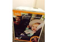 Joie I-Anchor Advance Group 0+ & 1 Car Seat (NEW)