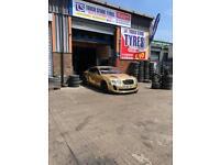 Tyre shop - new tyres - Used Tires - part Worn car & van tyres