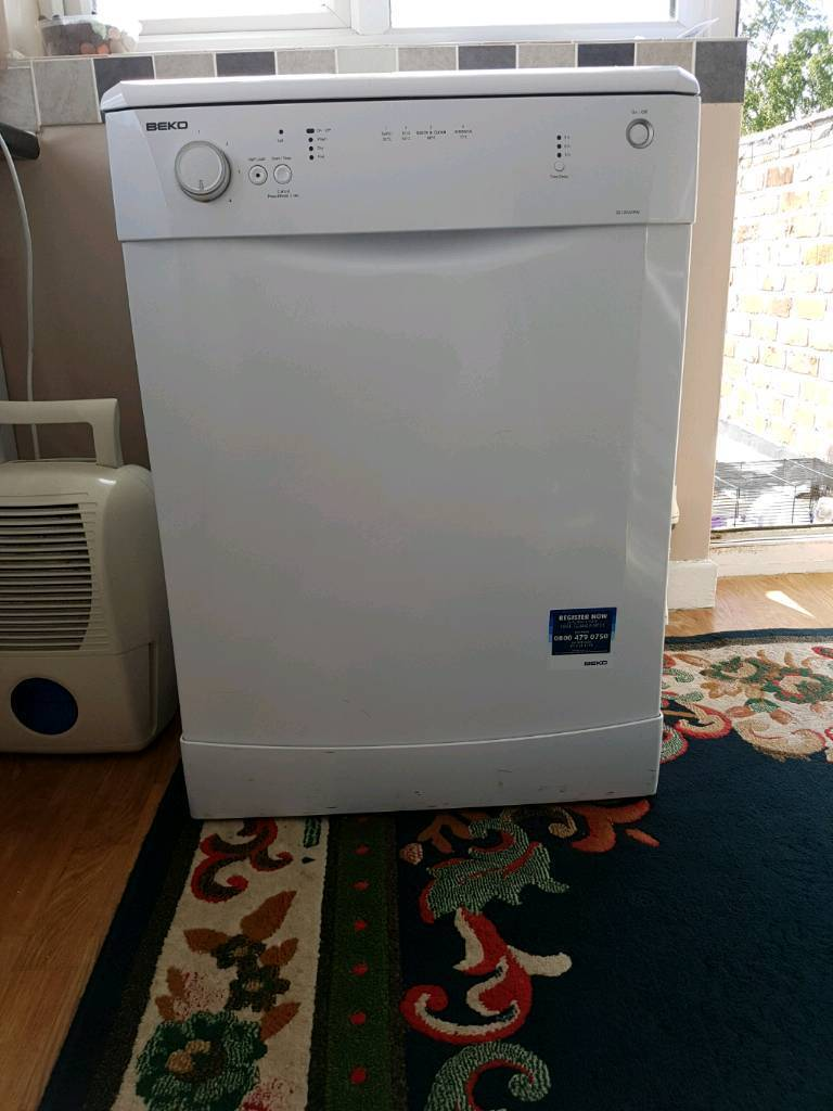 Dishwasher bekoin Leicester, LeicestershireGumtree - Beko dishwasher Dl1243apw comes with all fittings in good working condition
