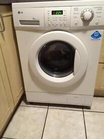 LG Eco Friendly Washing machine. 8kg load
