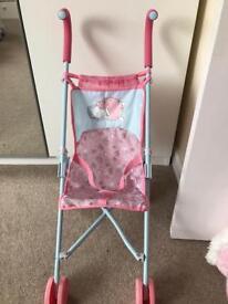 Baby Annabelle stroller