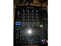 Pioneer djm800 mint hardly used never left house