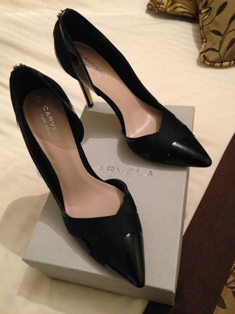 82dbaf785b9 Carvela Lark Black Court Shoes size 6 / 39 | in Scarborough, North  Yorkshire | Gumtree