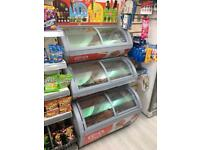 Walls icecream freezer slim