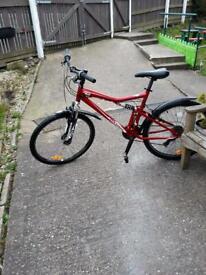 Brilliant condition Rockrider bike