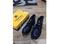 Charger Quality Footwear boots shoes for building work seel tow