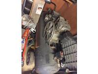 Sip 150 litre air compressor excellent working order