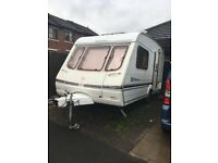 2 Birth Caravan Charisma Swift 230 ready to hook up and start caravaning