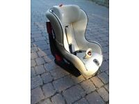 Car Seat washable, high class always new and clean, max 3 years