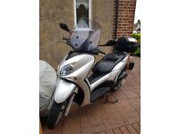 YAMAHA XCITY 250 one owner