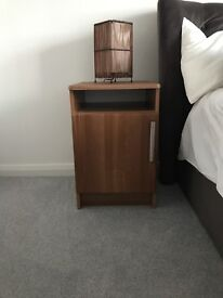 Starplan bedside tables and chest of drawers
