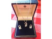 Necklace & Earing Set from Beaverbrooks