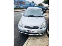 2005 TOYOTA YARIS 1.0 VVT-i Colour Collection 5dr# AC# 33k ONLY #VERY LOW MILEAGE # LOW MILEAGE