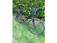 FOR SALE - NICE BIKE -- REVOLUTION BIKE -- IN VGC--