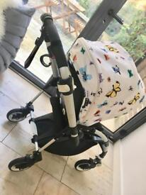 Bugaboo Bee Stroller/Pram + accessories