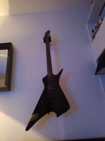 Hamer scarab electric guitar