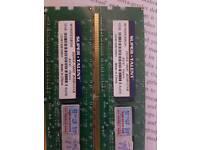 16gb = 2 x 8GB DDR3 ECC at 1600mhz (server memory)