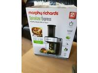 Morphy Richards Spiralizer