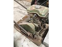 Wacker plate. Spares or repair