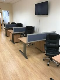 Office to rent, office desk to rent