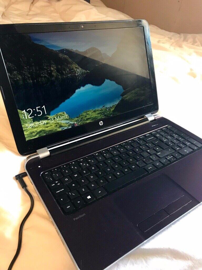 HP Pavilion 15 Notebook Laptop | in Aberdeen | Gumtree