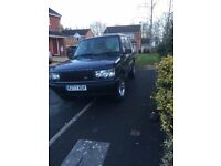 Range Rover P38 2.5 Diesel 1997 leather interior starts and drives well, very good runner