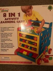 Learning Activity Walker
