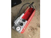 Rothenberger rp50 plumber pressure tester