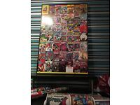 Marvel xl canvas and wallpaper