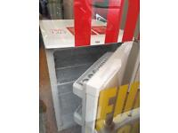 New Minted Beko UL584APW Fridge No Freezer box Free Delivery Uplift.