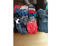 Bundle of Maternity Clothes - mostly size 8