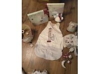 Mama and Papas 'In the Light of the Moon' nursery set