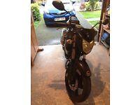 Sym Wolf 125CC Motorbike LOW MILEAGE