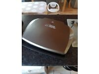 George Foreman 10 piece healthy grill