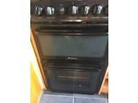 Gas cooker in a very good condition hardly used.