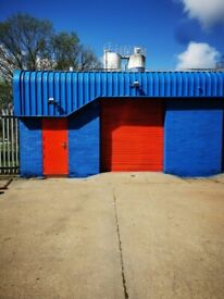 INDUSTRIAL UNIT TO LET - SHOTTON COLLIERY