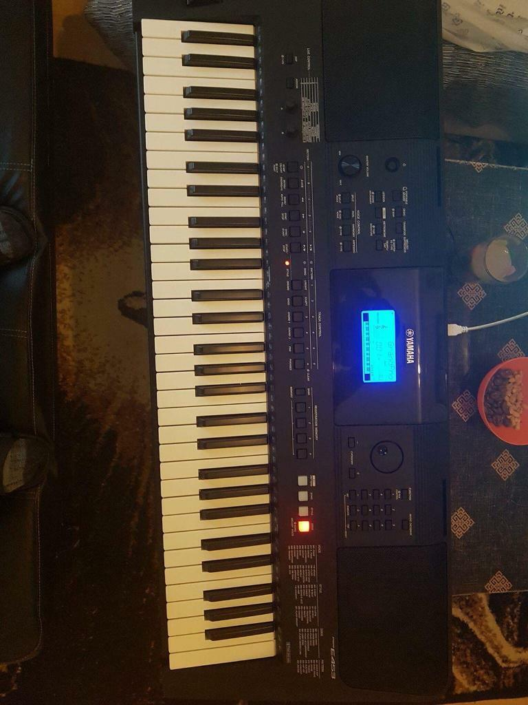 Yamaha Psr E453 In Leicester Leicestershire Gumtree