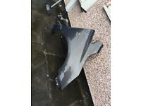 Vauxhall Corsa E Driver side wing