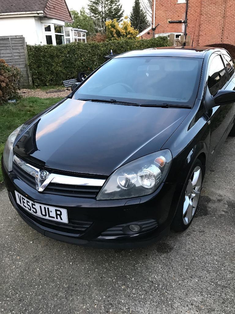 Vauxhall Astra Sri 170 3door