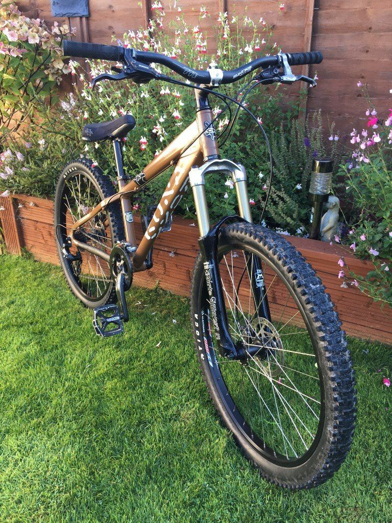 Kona Shred Dirt Jump Mountain Bike Freeride Marzocchi Dirt Jump 3