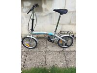 PROTEAM Folding Commuter Bicycle / Bike